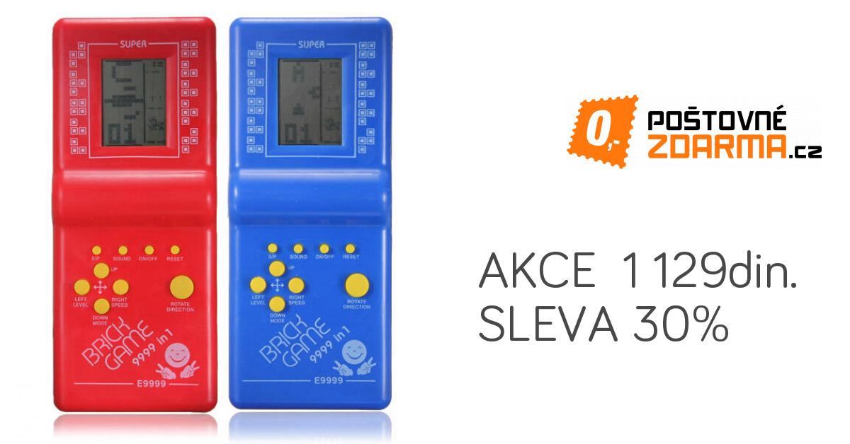 Tetris Retro Igračka 52555 Din